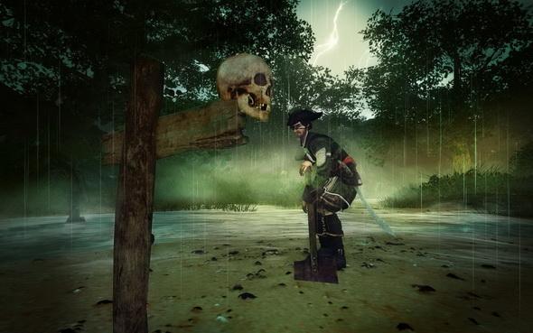 """Обзор сюжетного DLC к Risen 2 - """"Остров сокровищ"""""""