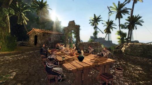Приключения на острове сокровищ. Обзор от gamona.de