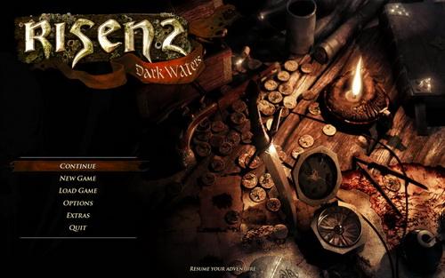 Первые шаги по архипелагу - Обзор демо-версии Risen 2. Игромир-2011