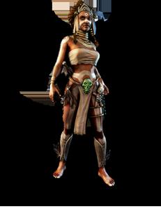 Risen 2 Dark Waters - Рендеры основных героев игры
