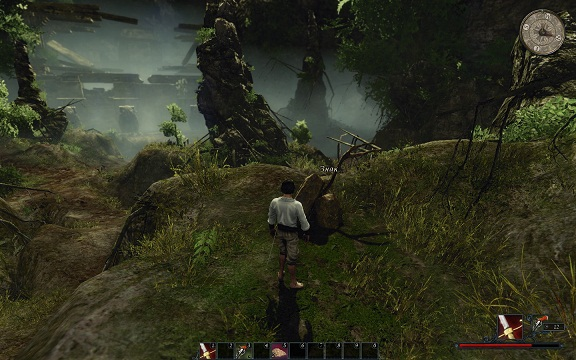 Прохождение Берега Меча, часть 2