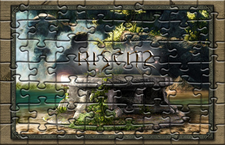 Risen Shrine Puzzle