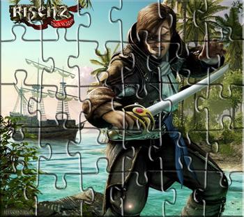 Risen 2 Hero Puzzle